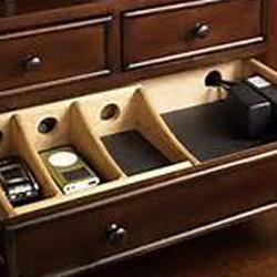 Charging Station Drawer Kbc Direct Kitchen Cabinets
