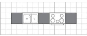 Single-Wall-Kitchen
