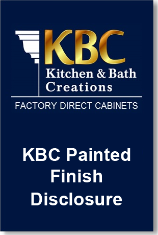 KBC Painted Finish Disclosure Downloadable PDF