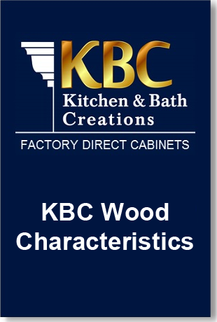 KBC Wood Characteristics Downloadable PDF