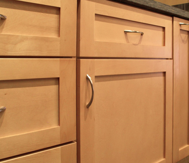 Five-piece Drawer Head Construction