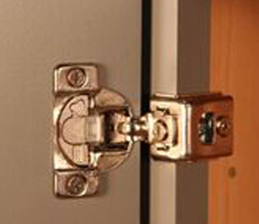 Six-way Adjustable Concealed Hinges