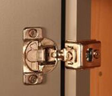 Six-way Adjustable Concealed Hinges