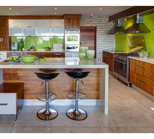Kitchen Design With Pantone's Color Of The Year 2017