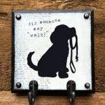 Kitchen Accessory - Dog Leash Hooks
