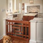 Pet Friendly Kitchen Gate