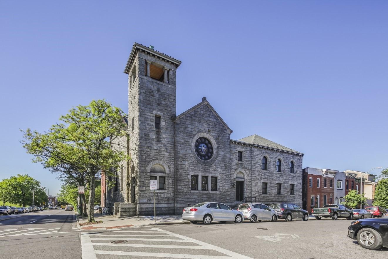 Kitchen Design and Patterson Park Church Restoration