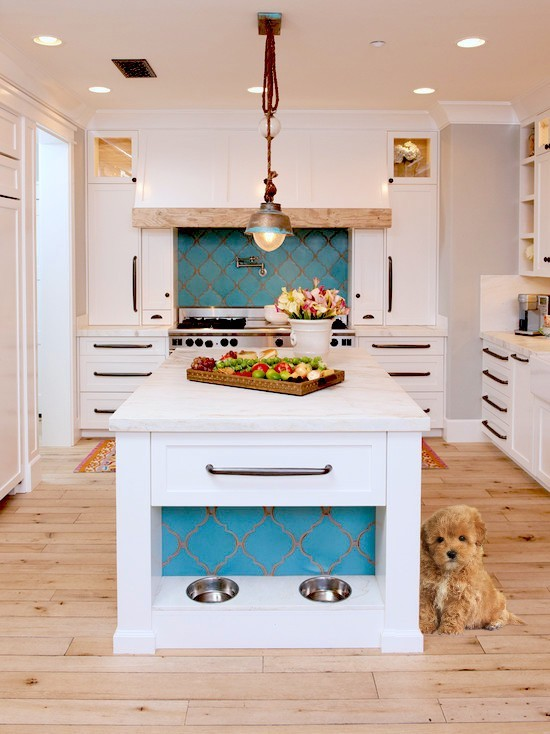 Pet Friendly Kitchen Design - KBC Direct