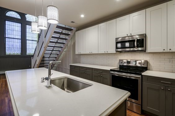 Mid Continent Cabinetry   Design by Urban Design Group