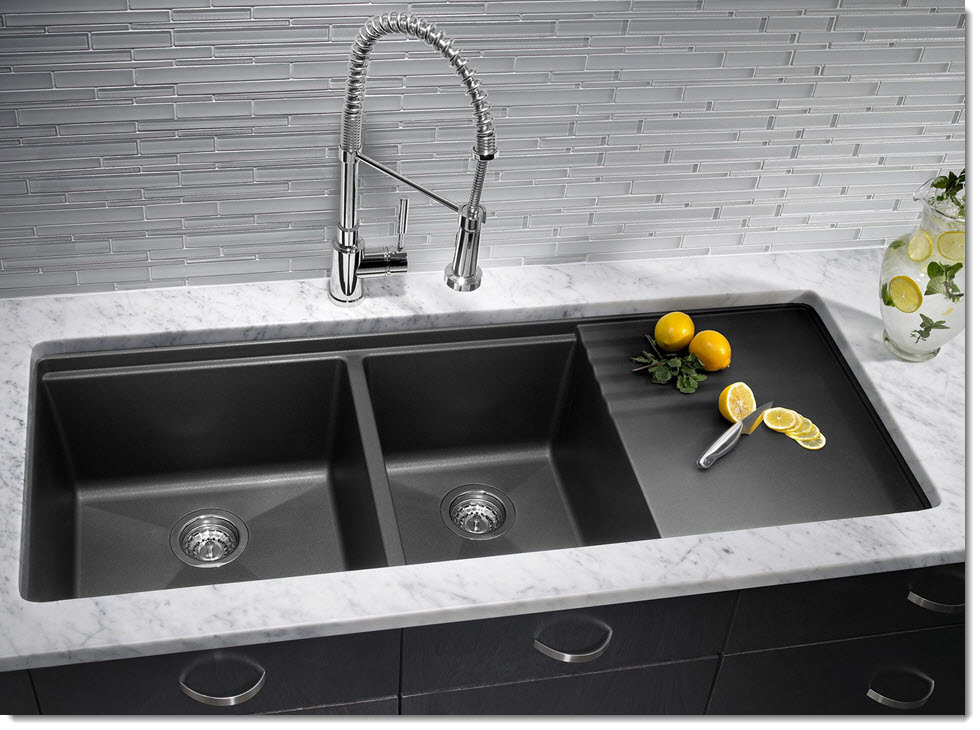 Selecting a Kitchen Sink - Kitchen Design