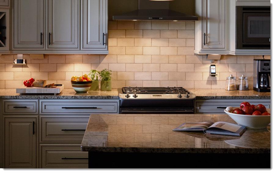 Kitchen Design - Lighting