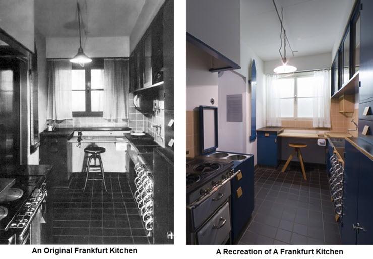 Kitchen Design - The Frankfurt Kitchen