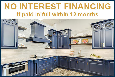 Kitchen Cabinet Financing